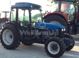 Tracteur agricole NEW HOLLAND tnf 75 10,00 €