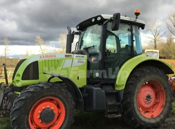 Location Tracteur agricole CLAAS arion 620 25,00 €