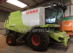 Battage lexion 620   85e/ha 0