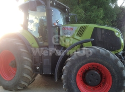 Tracteur agricole class axion 850 35,00 €