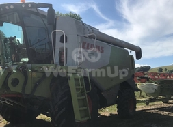 Prestation battage CLAAS lexion 660 0