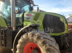Tracteur agricole class axion 830 35,00 €