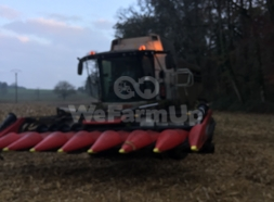 Prestation Moissonneuse-batteuse CLAAS 560 montana 0
