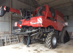 Moissonneuse Case IH Axial Flow 9230 236,25 €