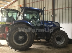 Tracteur agricole New Holland  t7.245 30,00 €