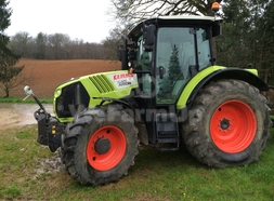 Tracteur agricole CLAAS ARION 540 21,25 €