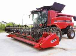 Moissonneuse-batteuse CASE IH AXIAL FLOW 5140 59,00 €