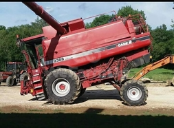 Moissonneuse-batteuse CASE IH 2388 0