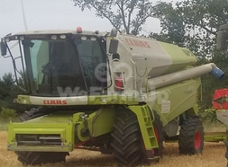 Moissonneuse-batteuse Claas Tucano 470 350,00 €