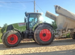 Tracteur agricole class axion 840 31,25 €