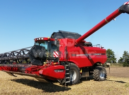 Moissonneuse-batteuse Case ih 7010 0