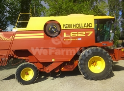 Moissonneuse-batteuse New Holland L 627 0