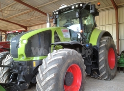 Tracteur agricole class axion 920 52,50 €