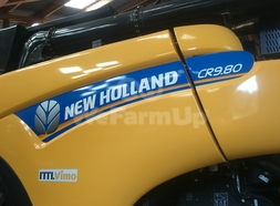 Moissonneuse New Holland CR 9-80 0