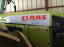 Tracteur agricole CLAAS XERION 3008 61,25 €