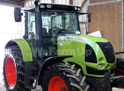 Tracteur agricole CLAAS Ares 0