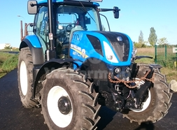 Tracteur agricole NEW HOLLAND T7.165S 26,00 €