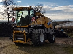 Prestation Ensileuse  maïs NEW HOLLAND FR9040 0