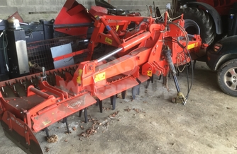 Location  Herse rotative KUHN HR5004 260 €