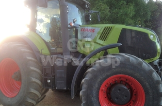 Location  Tracteur agricole class axion 850 280€