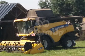 Moissonneuse-batteuse New holland Cr 980 0