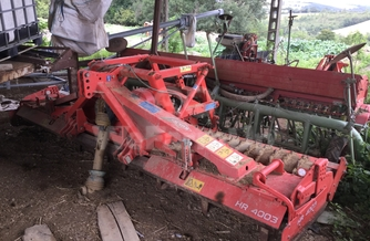 Location  Herse rotative KUHN HR403 210 €