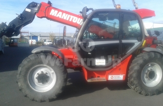 Location Manitou MLT 735 - 120 210 €