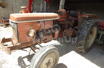 Location Tracteur agricole  42 ch 50€