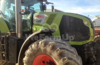 Location  Tracteur agricole class axion 830 280€