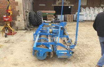 Location  Herse rotative LEMKEN ZIRKON10 210 €