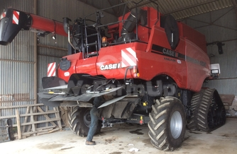 Location  Moissonneuse Case IH Axial Flow 9230 1 890 €