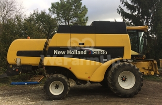 Location Moissonneuse-batteuse NEW HOLLAND CS540 520 €