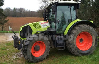 Location Tracteur agricole CLAAS ARION 540 170€
