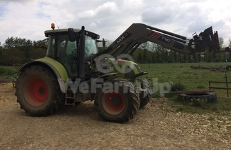 Location  Tracteur agricole Claas Arion 640 170€