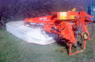 Location Faucheuse KUHN GMD 802 35,00 €