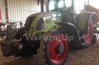 Location  Tracteur agricole class arion 640 230€