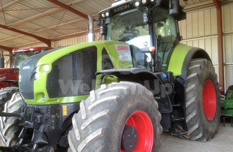 Location  Tracteur agricole class axion 920 420€
