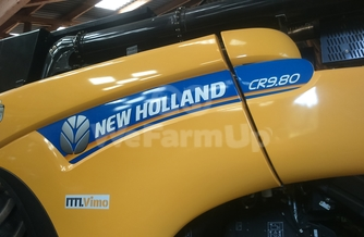 Location  Moissonneuse New Holland CR 9-80 1 170 €