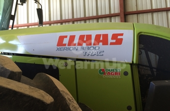 Location Tracteur agricole CLAAS XERION 3008 490€