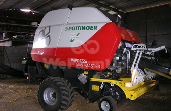 Location  Presse pottinger 185 v master 370 €