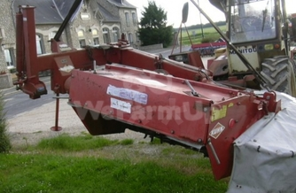 Location Faucheuse conditionneuse Kuhn fc202 200€