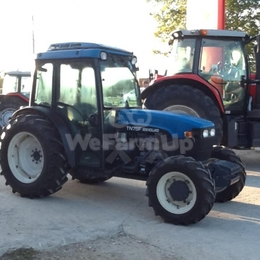 Tracteur agricole NEW HOLLAND tnf 75 80€