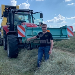 Tracteur agricole Valtra N142 200€