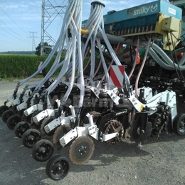 STRIP-TILL semis simplifié SLY STRIP CAT 0