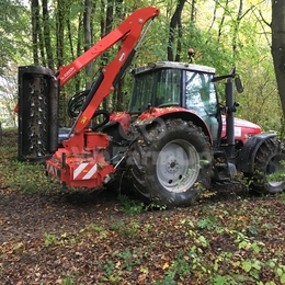 Epareuse Kuhn Multi longer g2 0