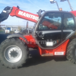 Manitou MLT 735 - 120 210 €