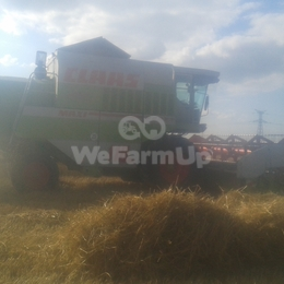 Moissonneuse-batteuse claas 118sl maxi 512 €