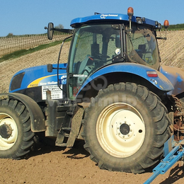 Tracteur agricole New Holland t 6030 130€