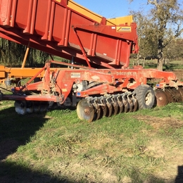 Covercrop Kuhn discover cm 160€