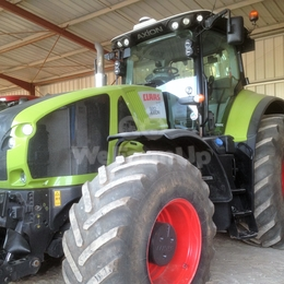 Tracteur agricole class axion 920 420€